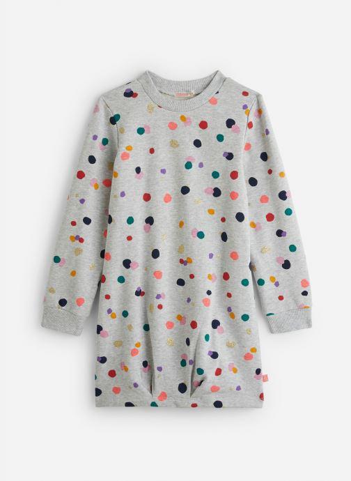 Vêtements Billieblush Robe U12500 Gris vue détail/paire