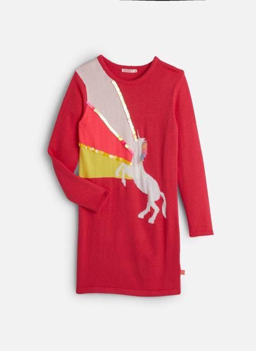 Vêtements Billieblush Robe U12511 Rose vue détail/paire