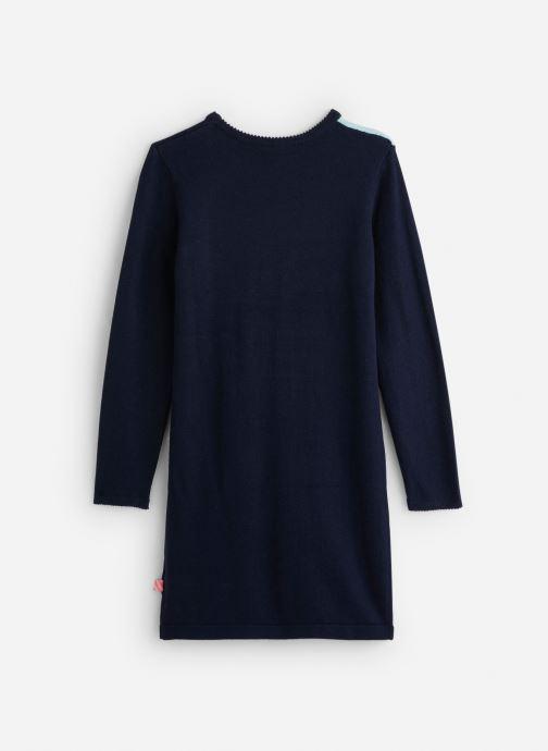 Tøj Billieblush Robe U12511 Blå se forneden