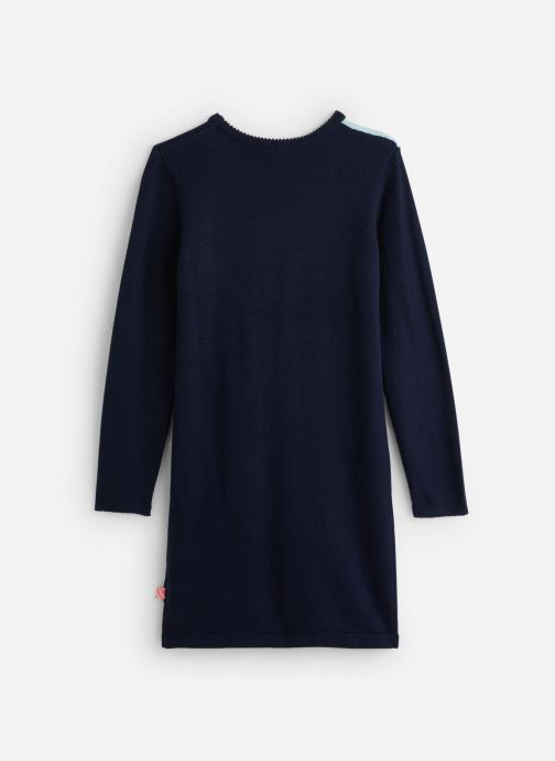 Vêtements Billieblush Robe U12511 Bleu vue bas / vue portée sac