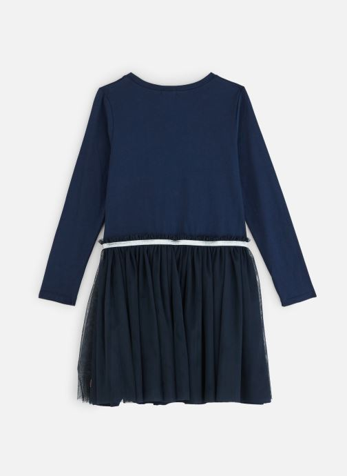 Vêtements Billieblush Robe U12513 Bleu vue bas / vue portée sac