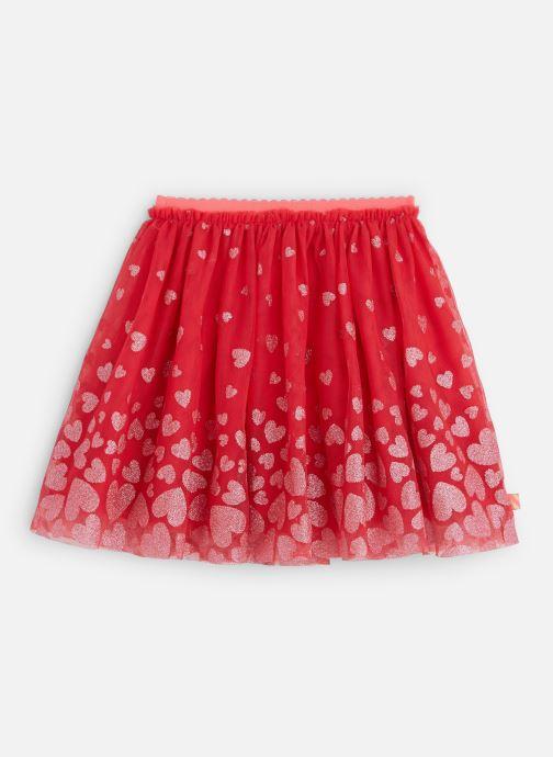 Vêtements Billieblush Jupe U13227 Rose vue bas / vue portée sac