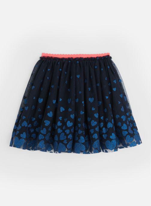 Vêtements Billieblush Jupe U13227 Bleu vue bas / vue portée sac