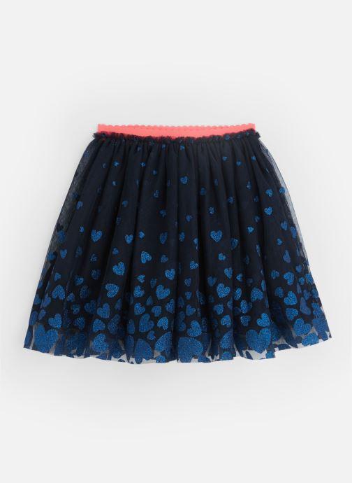 Vêtements Billieblush Jupe U13227 Bleu vue détail/paire