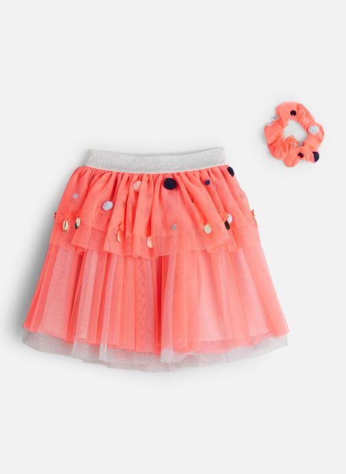 Vêtements Billieblush Jupe U13229 Rose vue détail/paire