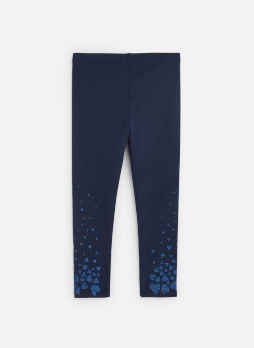 Vêtements Billieblush Legging U14329 Bleu vue bas / vue portée sac