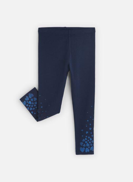 Vêtements Billieblush Legging U14329 Bleu vue détail/paire
