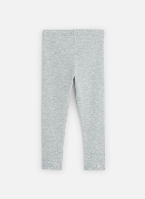 Vêtements Billieblush Legging U14329 Gris vue bas / vue portée sac