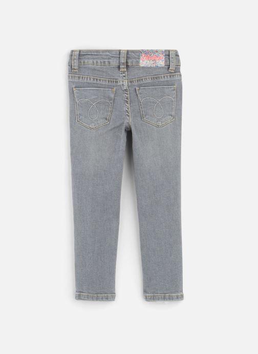 Vêtements Billieblush Jean U14342 Gris vue bas / vue portée sac
