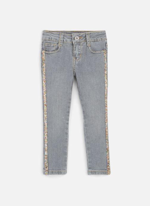 Vêtements Billieblush Jean U14342 Gris vue détail/paire