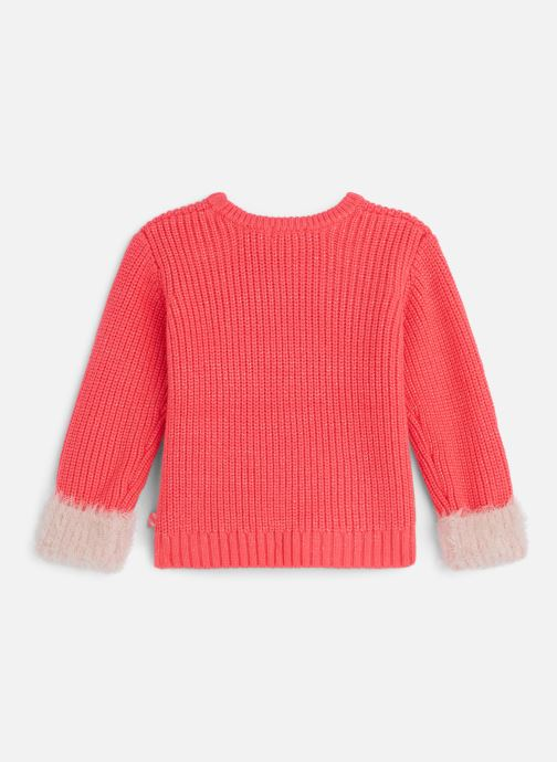 Vêtements Billieblush Pull U15656 Rose vue bas / vue portée sac
