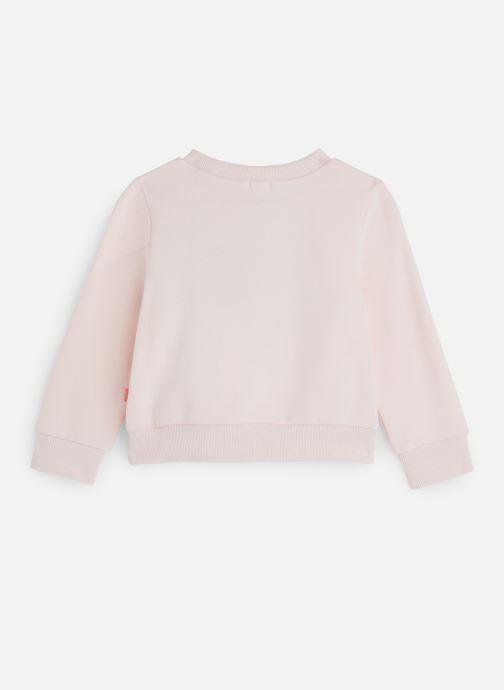 Vêtements Billieblush Sweat U15661 Rose vue bas / vue portée sac