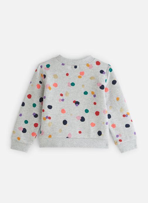 Tøj Billieblush Sweat U15662 Grå se forneden