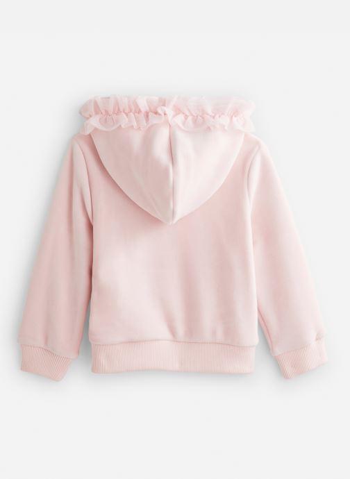 Vêtements Billieblush Sweat U15666 Rose vue bas / vue portée sac