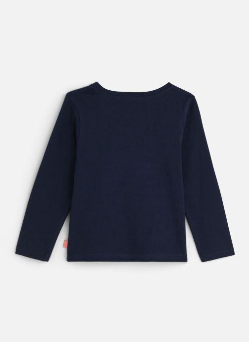 Vêtements Billieblush T-shirt U15668 Bleu vue bas / vue portée sac
