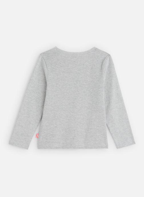 Vêtements Billieblush T-shirt U15677 Gris vue bas / vue portée sac