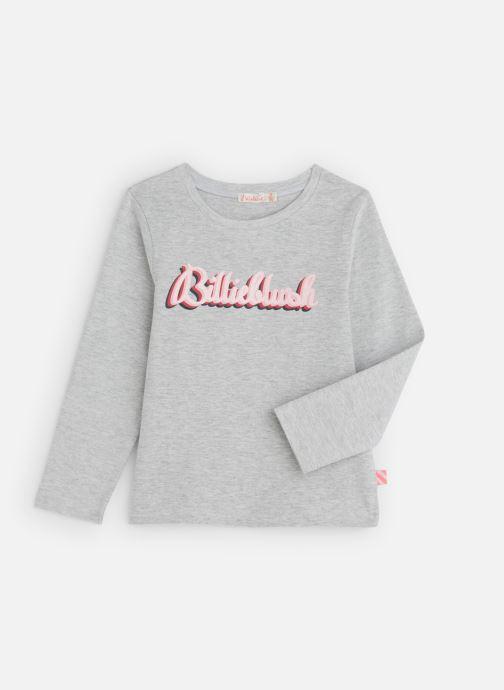 Vêtements Billieblush T-shirt U15677 Gris vue détail/paire