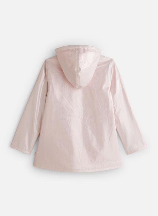 Vêtements Billieblush Imper U16226 Blanc vue bas / vue portée sac