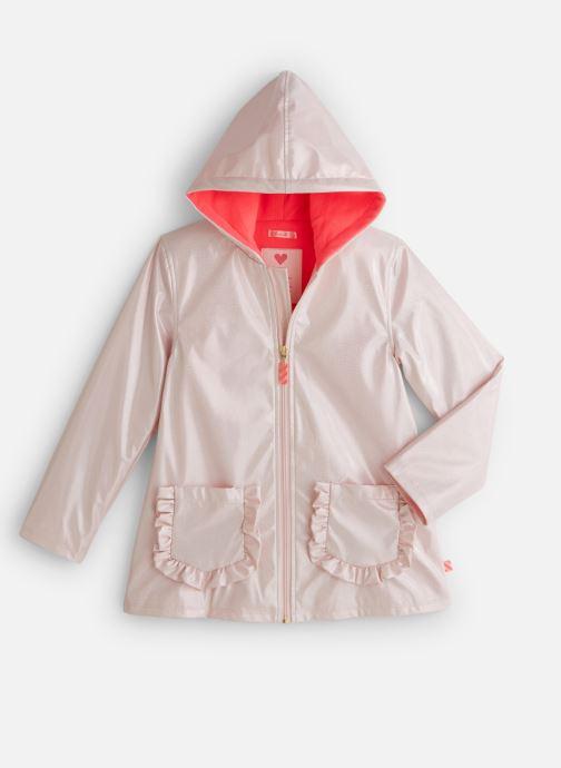 Vêtements Billieblush Imper U16226 Blanc vue détail/paire