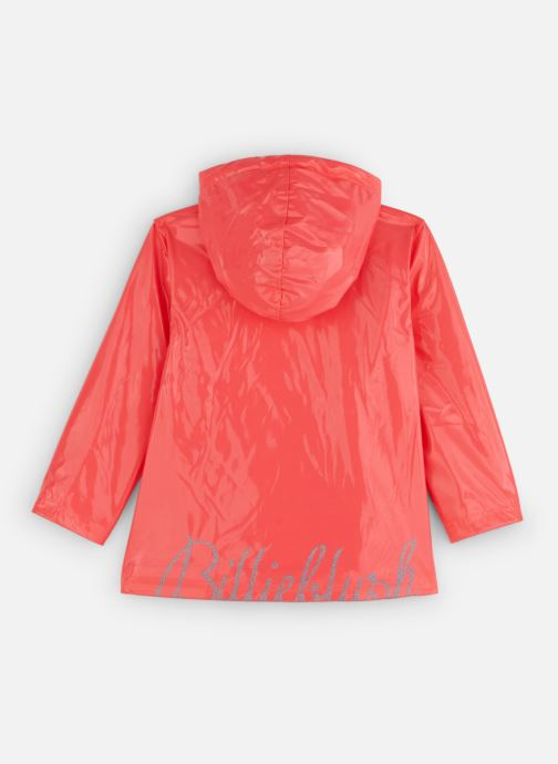 Vêtements Billieblush Imper U16235 Rose vue bas / vue portée sac