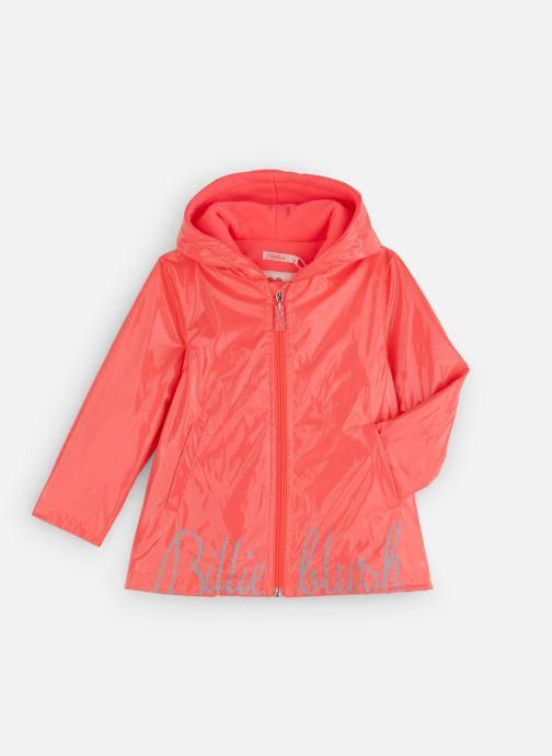 Vêtements Billieblush Imper U16235 Rose vue détail/paire