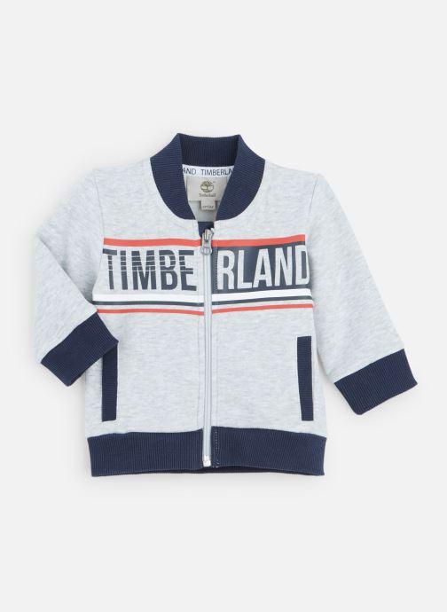 Vêtements Timberland Sweat T05J10 Gris vue détail/paire