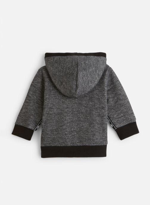 Vêtements Timberland Sweat T05J13 Gris vue bas / vue portée sac