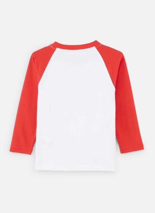 Kleding Timberland T-shirt T25Q16 Rood onder
