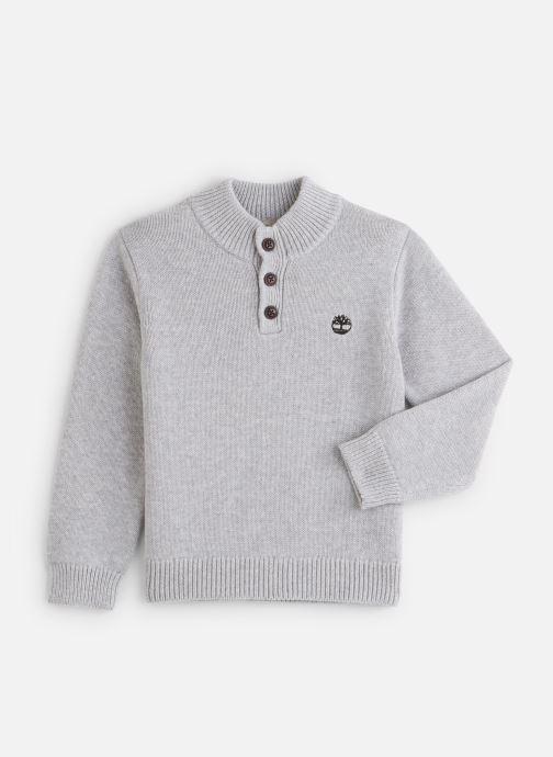 Vêtements Timberland Pull T25Q33 Gris vue détail/paire