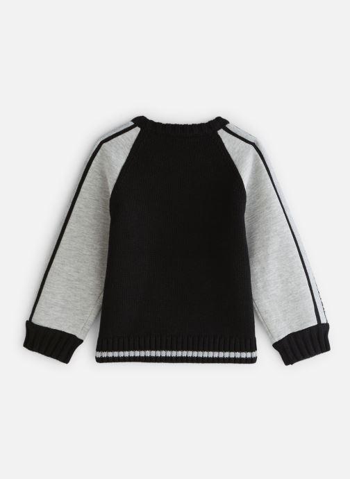 Vêtements Timberland Pull T25Q34 Noir vue bas / vue portée sac