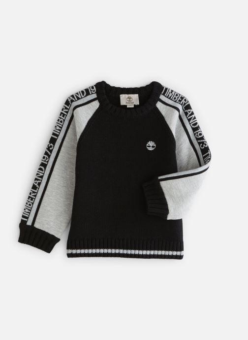 Vêtements Timberland Pull T25Q34 Noir vue détail/paire