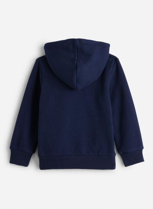 Vêtements Timberland Sweat T25Q39 Bleu vue bas / vue portée sac