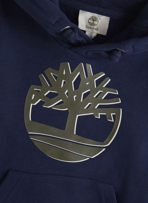 Timberland Sweatshirt hoodie - Sweat T25Q39 (Bleu) - Vêtements chez Sarenza (385247) 0iC5h