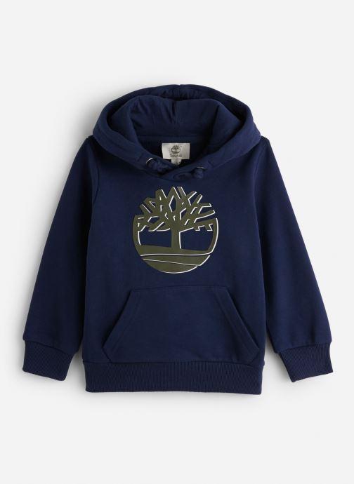 Vêtements Timberland Sweat T25Q39 Bleu vue détail/paire