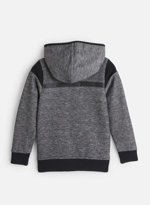 Vêtements Timberland Sweat T25Q51 Gris vue bas / vue portée sac