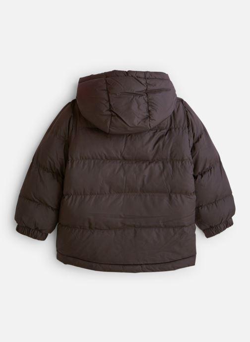 Vêtements Timberland Doudoune T26496 Noir vue bas / vue portée sac