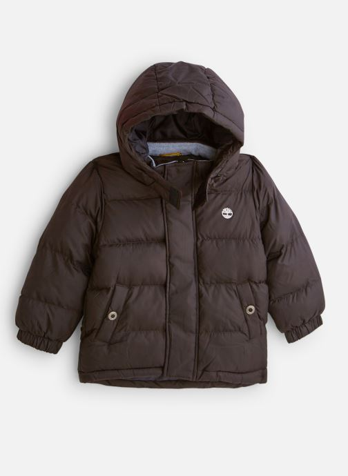 Vêtements Timberland Doudoune T26496 Noir vue détail/paire