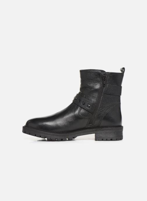 Boots en enkellaarsjes Aldo ABILLADA Zwart voorkant