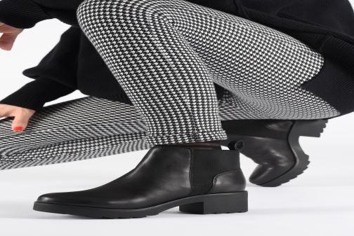 Bottines et boots Aldo ETIACIEN Noir vue bas / vue portée sac