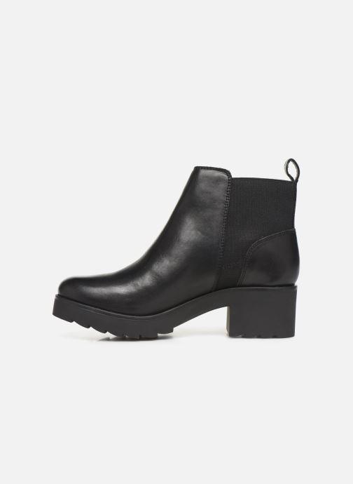 Boots en enkellaarsjes Aldo ETIACIEN Zwart voorkant