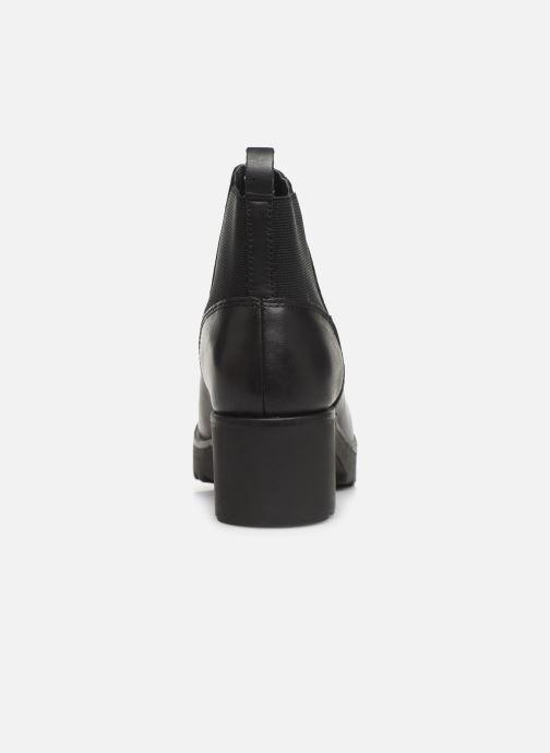 Boots en enkellaarsjes Aldo ETIACIEN Zwart rechts