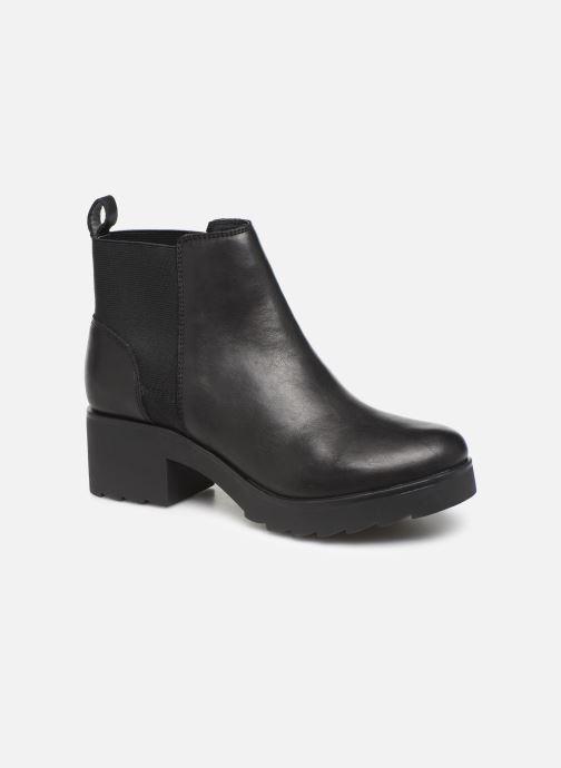 Boots en enkellaarsjes Aldo ETIACIEN Zwart detail
