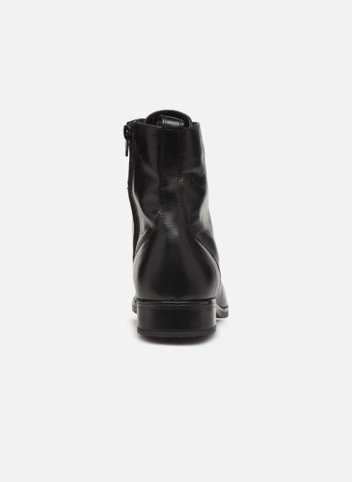 Bottines et boots Aldo KEDUSSA Noir vue droite