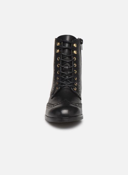 Bottines et boots Aldo GLORFIDIEN Noir vue portées chaussures