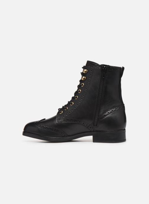 Bottines et boots Aldo GLORFIDIEN Noir vue face
