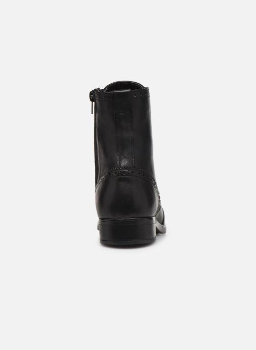 Bottines et boots Aldo GLORFIDIEN Noir vue droite