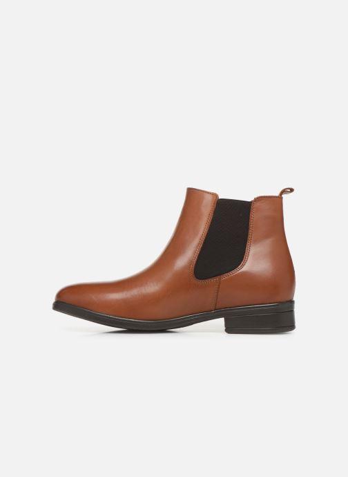 Bottines et boots Aldo WICOENI Marron vue face