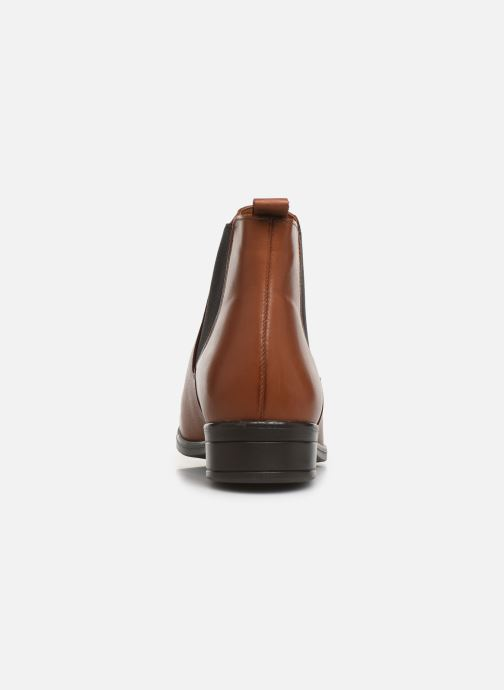 Bottines et boots Aldo WICOENI Marron vue droite