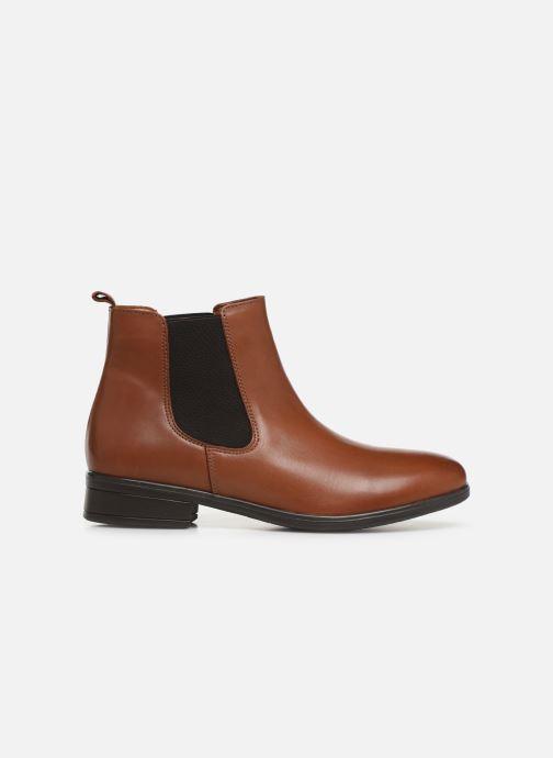Bottines et boots Aldo WICOENI Marron vue derrière