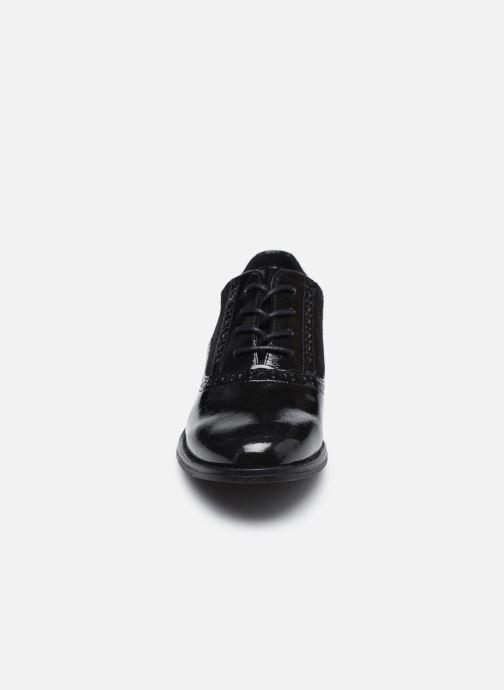 Chaussures à lacets Aldo KAOAWEN Noir vue portées chaussures